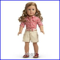 American Girl Doll GOTY Nicki Fleming 2007 In Box With 2 Books & 3 Outfits