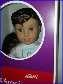 American Girl Doll GRACE Lot Suitcase, Opening Night Outfit, Welcome Gifts +++