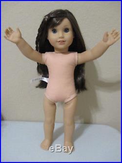 American Girl Doll Grace Thomas GOTY 2015 with Meet Outfit, Bon Bon, PJ's LOT EUC