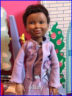 American Girl Doll Hopscotch Hill Skylar Doll Collection Outfits And Accessories