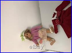 American Girl Doll Includes Holiday Outfit