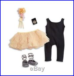 American Girl Doll Isabelle Doll+ Performance Outfit Ballet NEW! Dance