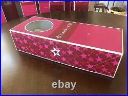 American Girl Doll Jess Girl of the Year Original Box and Outfit and Hairstyle