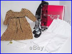 American Girl Doll Josefina Plus Holiday Outfit One Doll Two Outfits