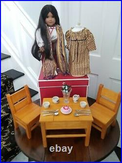 American Girl Doll Josefina Retired Collection furniture 5 outfits books + more