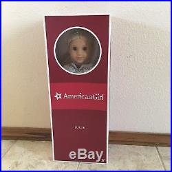 American Girl Doll Julie, Retired in classic outfit, New in box