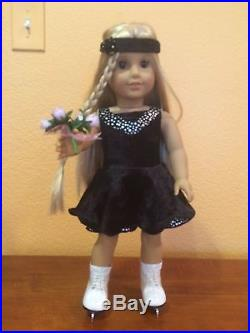 American Girl Doll Julie with outfits and accessories in GREAT CONDITION