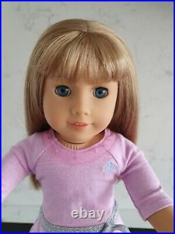 American Girl Doll Just Like You Number 51 Wearing Original Outfit + Extra's