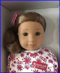 American Girl Doll KANANI With Hospital Gown Outfit New Head and Body GOTY 2011