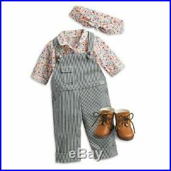 American Girl Doll KITS GARDEN STAND, ACCESSORIES and GARDENING OUTFIT SET New
