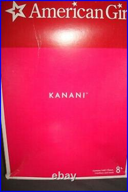 American Girl Doll Kanani Complete Meet Outfit Plus Party Outfit Book Boxes