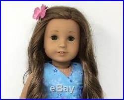American Girl Doll Kanani GOTY 2011 Hawaiian Meet Outfit Exc Cond Ret