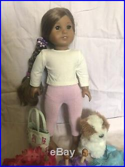 American Girl Doll Kanani GOTY 2011 With Accessories + Outfits