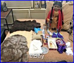 American Girl Doll Kaya Pleasant Company With Outfit And Lots Of Accessories
