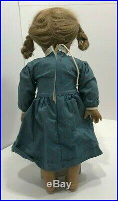 American Girl Doll Kirsten 18 Pleasant Company with 3 Outfits