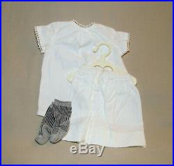 American Girl Doll Kirsten Outfit Work Summer Winter School Fannel Boots Outfits