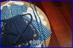American Girl Doll Kirsten RETIRED & RARE On The Trail Outfit, VGC! Last Set