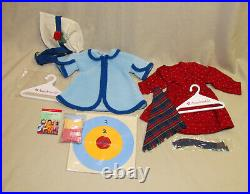 American Girl Doll Kirsten Recess Outfit And School Outfits New Without Boxes