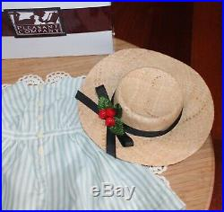 American Girl Doll Kirsten Retired & Rare Summer Outfit, PC 1995! EUC