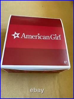 American Girl Doll Kirsten St. Lucia Holiday Outfit With Wreath Retired NIB