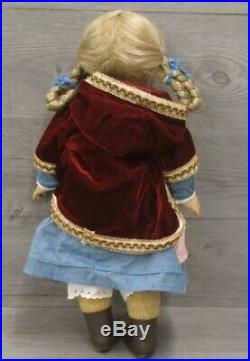 American Girl Doll Kirsten With Complete Outfit