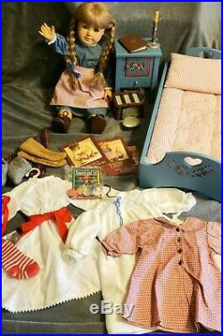 American Girl Doll Kirsten + outfits, accessories & furniture