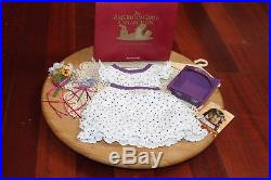 American Girl Doll Kirsten's RETIRED & RARE Midsummer Outfit In Box, Unused