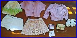 American Girl Doll Kit Kittredge 1st Edition with Multiple Outfits/Accessory Packs