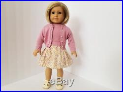American Girl Doll Kit Kittredge Original with Retired Meet Outfit