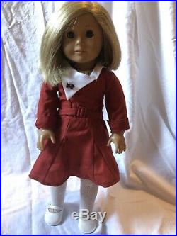 American Girl Doll Kit Kittredge including Several Outfits