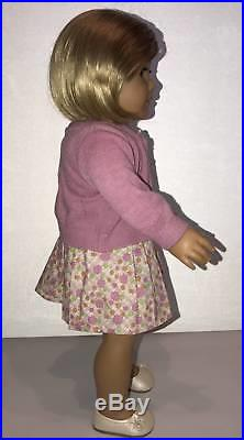 American Girl Doll Kit Kittredge with 5 Outfits. And Book