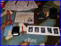 American Girl Doll LOT - Kit Kittredge, Outfits, Accessories & Pet