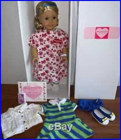 American Girl Doll Lanie, Doll of The Year 2010 Lanie Holland with Meet Outfit