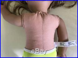 American Girl Doll Lea Clark 2016 Girl of Year Retired Original Outfit + More