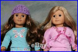 American Girl Doll Lot 18 Marisol & Look Alike Retired Outfits Accessories EUC