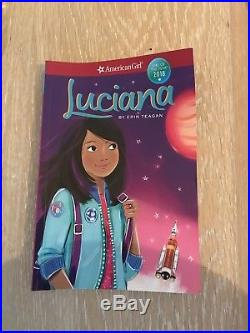 American Girl Doll Luciana, Outfits, And Accessories