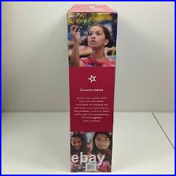 American Girl Doll Luciana Vega Set Starry Night Outfit Telescope Projector New
