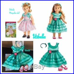 American Girl Doll MARYELLEN and Birthday outfit Dress in box Beforever New
