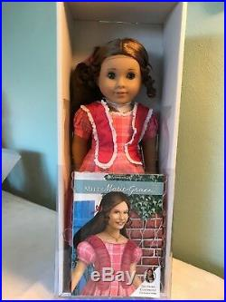 American Girl Doll Marie Grace Retired NIB with Accessories & Outfit