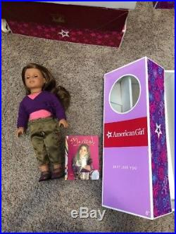 American Girl Doll Marisol Doll Of The Year In Box In Meet Outfit
