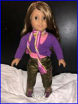 American Girl Doll Marisol Luna In Original Box with Meet Outfit & Book 2005