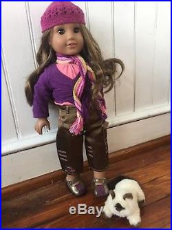 American Girl Doll Marisol Retired Girl of the Year 2005 with Outfit Change