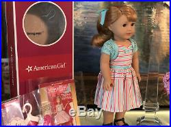 American Girl Doll Maryellen Larkin Beforever Doll with Outfits and Pj's All NIB
