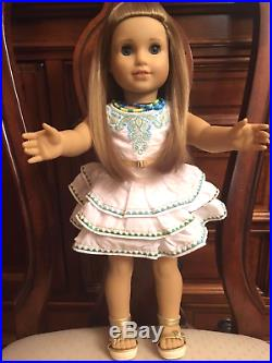 American Girl Doll McKenna 2012 Girl of the Year withNew Outfit, Shoes, Headband