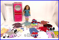 American Girl Doll McKenna Lot Outfits Accessories Shoes Box Books Please Read