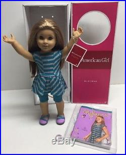 American Girl Doll McKenna With Outfit & Book GOTY 2012 EUC