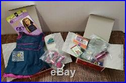 American Girl Doll Mckenna Girl of the Year 2012 Book Outfits Cooper NRFB! NEW