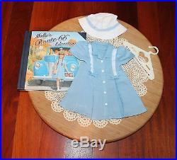 American Girl Doll Molly's RETIRED & VERY RARE Route 66 Outfit, NEW & UNUSED