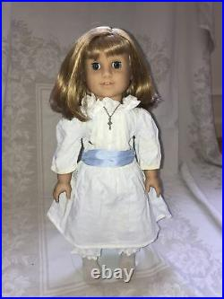 American Girl Doll Nellie (Pleasant Company) With Meet Outfit Plus More Outfits