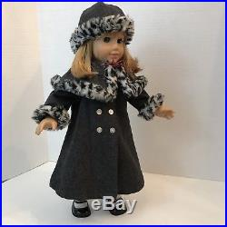 American Girl Doll Nellie with Outfits Retired